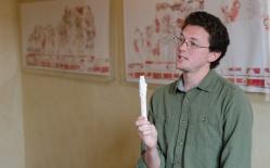 A 3D printed flute