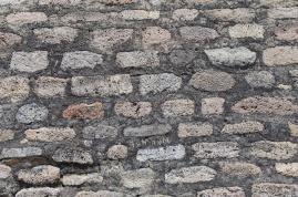 Interesting stonework close up